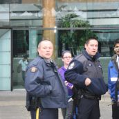 Concord Security calls in the RCMP