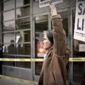Insite Protestors Block Harper Visit
