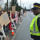 Kwantlen stand against Kinder Morgan expansion