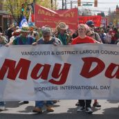 May Day Vancouver 2011