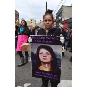 27th Annual March for Missing and Murdered Women