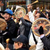 West Coast Rally: Mi'kmaq - We've Got Your Back