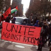 March against racism photos