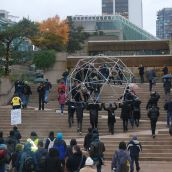 Occupy Vancouver Packs up - and Moves!