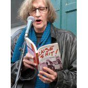 Poet/activist Bud Osborn