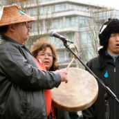 No Enbridge Pipeline Rally
