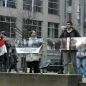 Egypt a Year Later: Rally in Solidarity