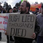 Occupy Surrey - Stop Bush!