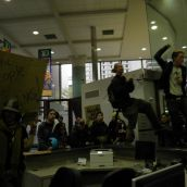 Occupy the Banks