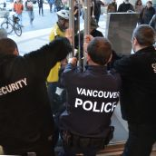VPD and private security working hand in hand