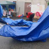 No Shelter Outside Shelter