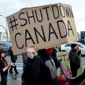 Shutdown Canada blockades Port Metro Vancouver