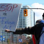 In the Streets. // En la calle. Vancouver, April 4 abril 2012. Foto: Sandra Cuffe