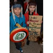 Coast Salish Territory Idle No More Rally: On The Waterfront