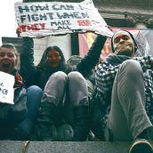High school students set for 'class' war