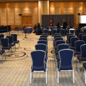 Long odds for a full house at the Grand Villa Casino and Conference Centre