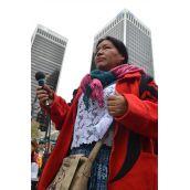 Angelica Choc, Mayan Q'eqchi, Guatemala