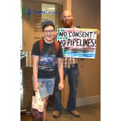 Rising Tide serves notice on GasLink pipeline