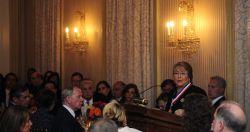 Michelle Bachelete speech