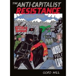 Drawing (A) Militant Resistance: Interview with Indigenous artist and author Gord Hill