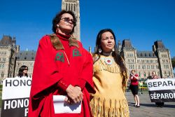 First Nations united against tar sands oil and pipelines
