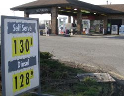 Gas Price in Delta BC