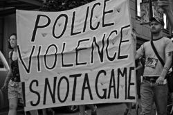 Protest against Police Brutality!