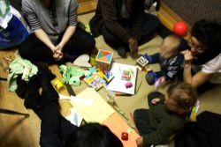 kids and babies, by sozan