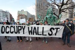 Occupy Wall Street v. 2.0 Marches by http://bigstockphoto.com