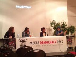 Decolonizing Media: Media Democracy Day Panel