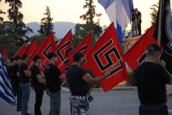 Golden Dawn rally in Athens