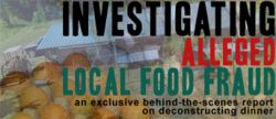 Local Food Fraud?