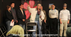 Marilyn James - Official Sinixt Nation Spokesperson