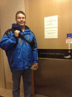 Mark Handley Files Complaint 28 Oct 2014