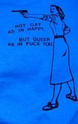Issues from a queer & trans activist perspective