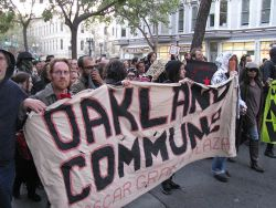 Oakland general strike, November 2 2011