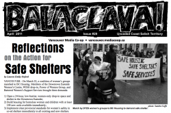 Balaclava! VMC Broadsheet, issue 29