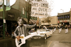 Protests against Empire Days Continue in Nanaimo