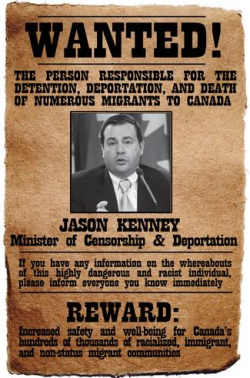 "Kenney ""Wanted"" poster image: http://bit.ly/alj2C9."