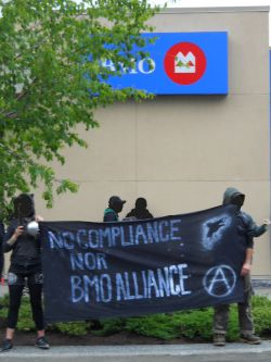 Banner No Compliance or BMO Alliance. No Compliance, No Compromise refers to the developers, Compliance Energy Corp.