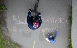 All Survivors Deserve Support: Activists Intervene at Rape Relief Walkathon