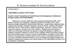 Darren Thurston incriminates his co-defendants - click to enlarge