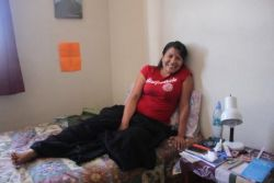Update from a visit with Yoli Oqueli, anti-mining activist gunned down June 13th