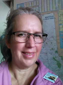 GreenVote candidate for Surrey council Roslyn Cassells